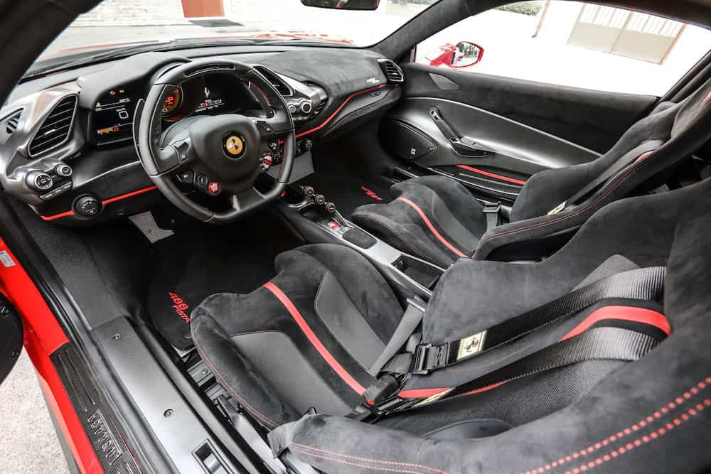 ferrari-488-pista-interior-in-black-and-red-ailil-world-rent