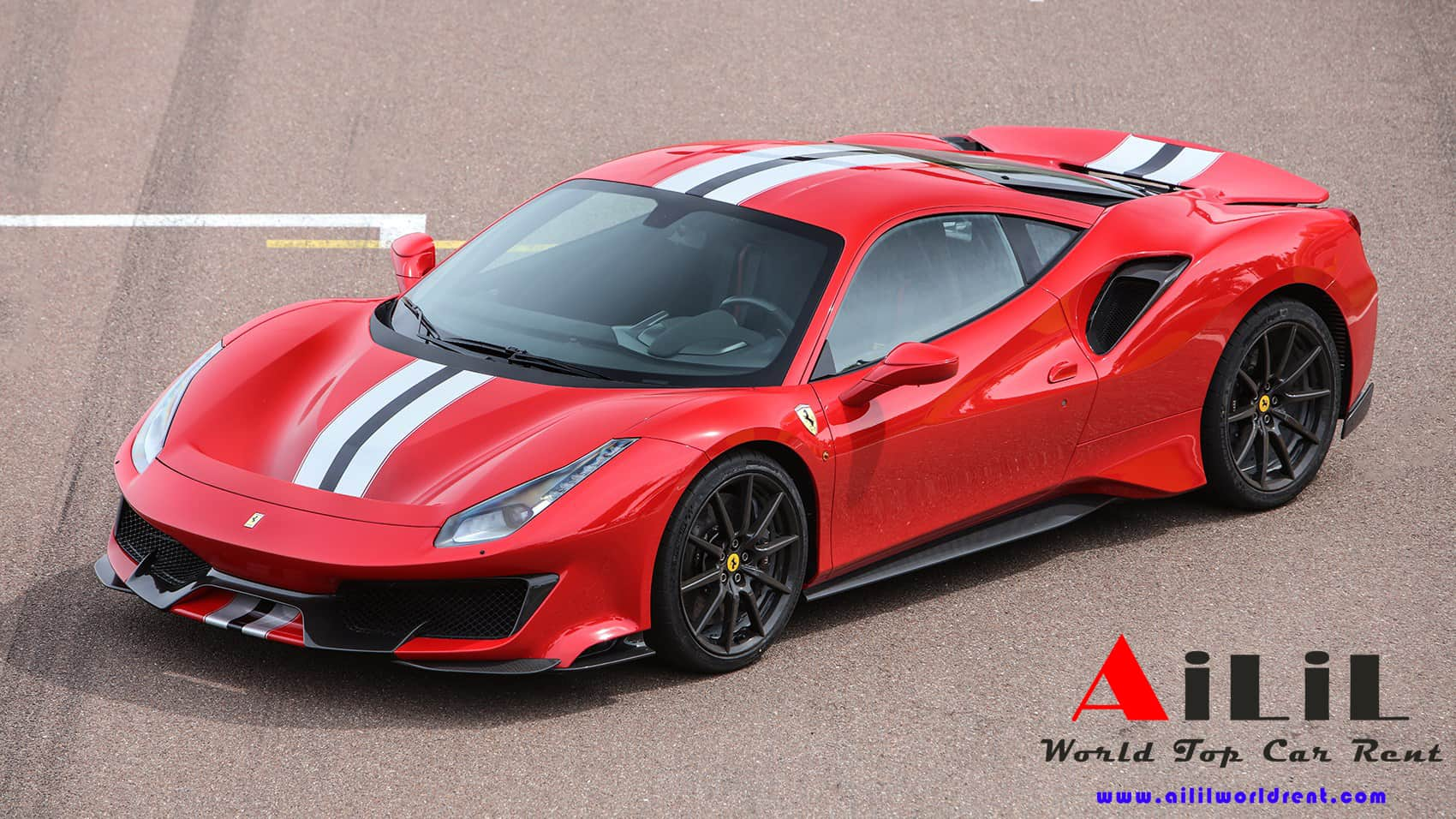 new ferrari 488 pista where to rent? how can i drive ferrari 488 pista in nice? is it possible to rent ferrari 488 pista on french riviera?
