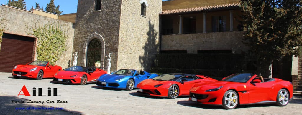 travel with supercar in france, italy, spain, swiss, best driving tours in europe