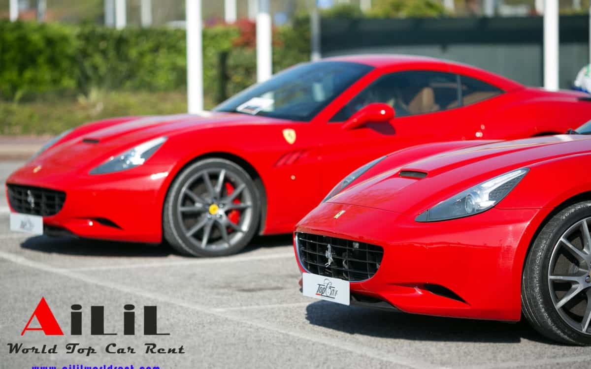 rent-2-ferrari-california-in-nice-airport-ailil-world-rent