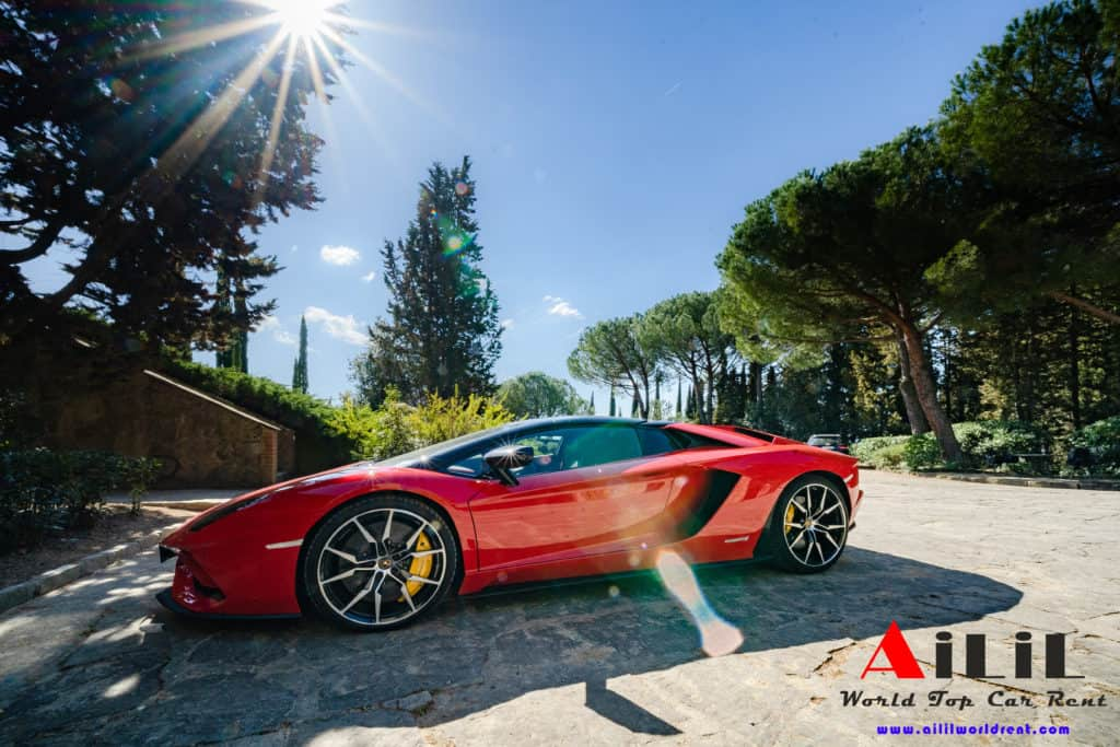 supercars tour in italy, best road for supercar trip