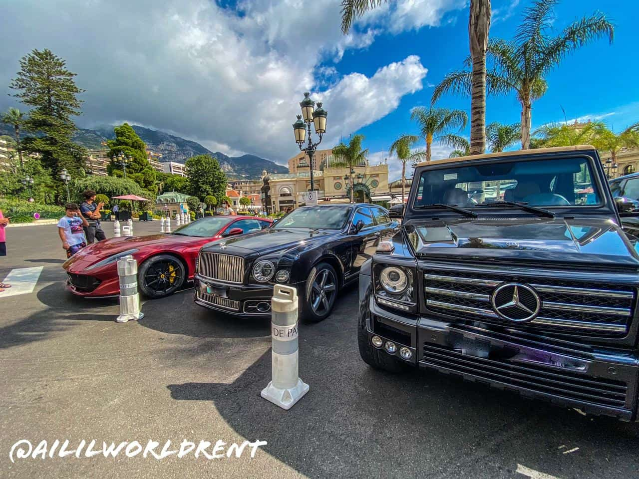 rent 812 superfast, bentley, mercedes in monaco